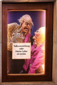Volksvernichtung oder meine Leber ist sinnlos am Burgtheater
